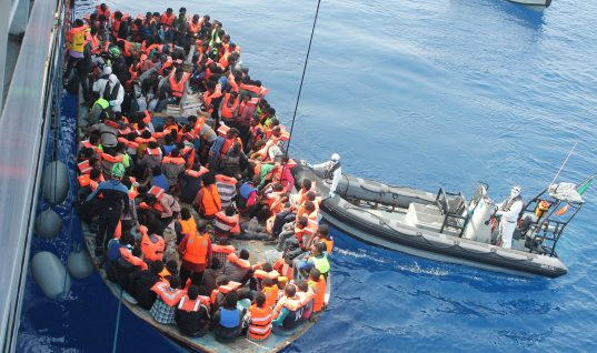 EU: Migrant deaths in central Mediterranean rise